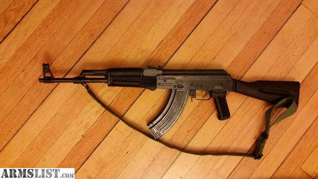 I Have A MAK90 With Russian Plum Furniture Fitted. Very Nice Finish, Round  Count About 300. Action Is Smooth As Butter, Not Even A Hint Of A Hang Up.