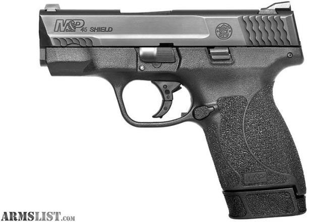 Armslist For Sale M Amp P Shield 45 Bnib