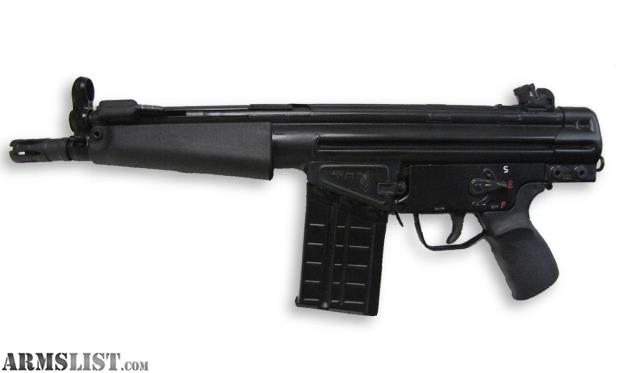 ARMSLIST - For Sale: Vector Arms V51P HK Clone Pistol in