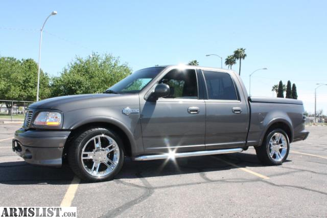 armslist for sale 2002 ford f 150 harley davidson. Black Bedroom Furniture Sets. Home Design Ideas