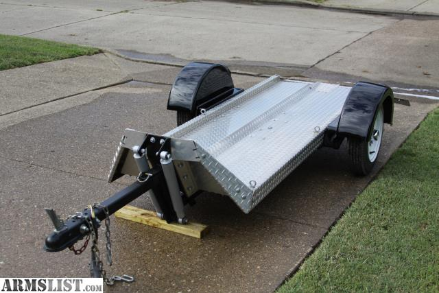 armslist for sale motorcycle trailer