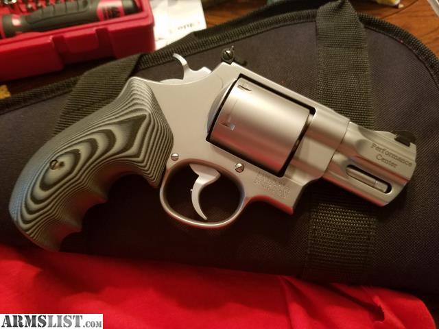 ARMSLIST - For Sale: S&W 44 mag snub nose NIB-UNFIRED44 Magnum Snub Nose Revolver