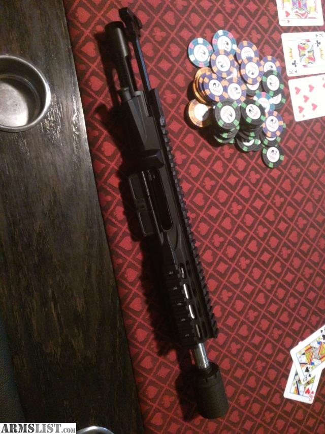 ARMSLIST - For Sale: 300 Blackout pistol upper