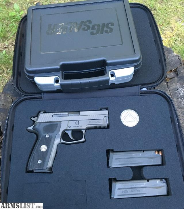 For Sale Trade Sig Sauer P229 9mm Tacpac With: For Sale/Trade: LEGION Sig Sauer P229 9mm