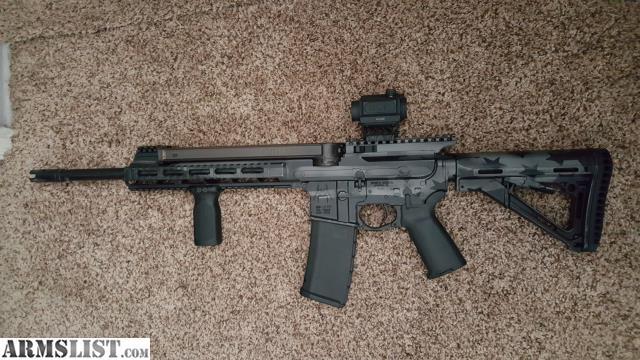 ARMSLIST - For Sale: AR 57