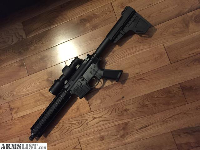 Armslist for sale 300 blackout pistol complete upper and lower 10
