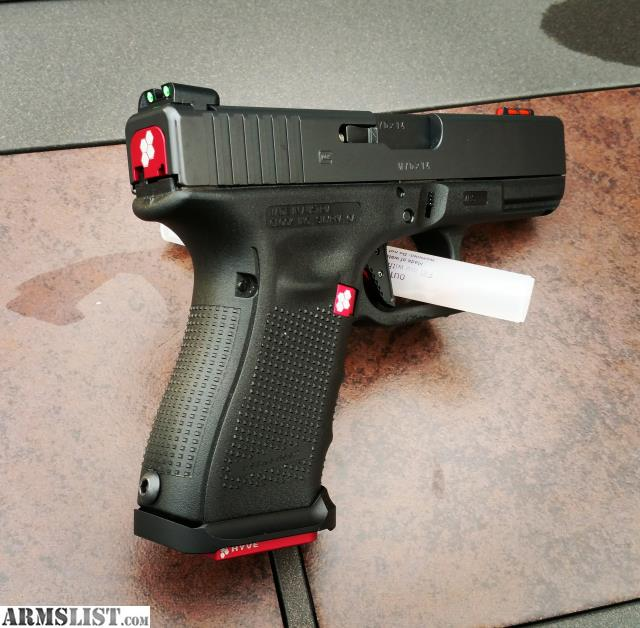 Armslist for trade glock 43 - Armslist For Sale Lnib Glock 23 Gen 4 With Extras Price