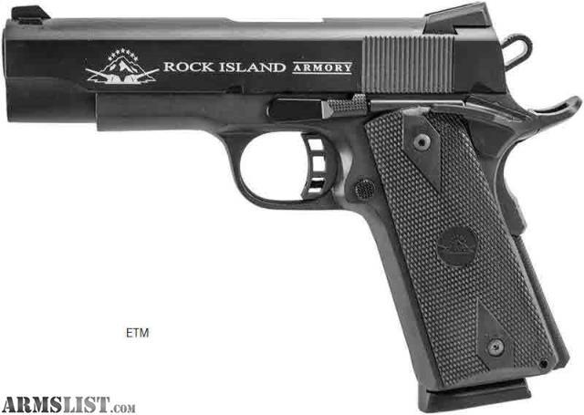 Rock Island  Trigger Kit