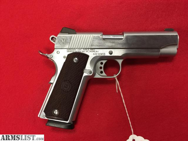 Armslist for sale metro arms american classic commander 1911 45acp