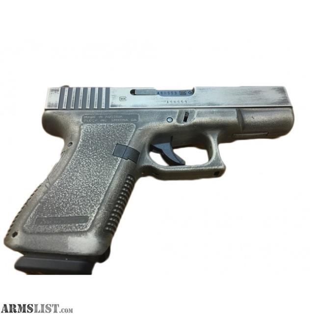 ARMSLIST - For Sale: Glock 19 Gen3 u0026quot;Battle Wornu0026quot; 9MM - Free Shipping ...