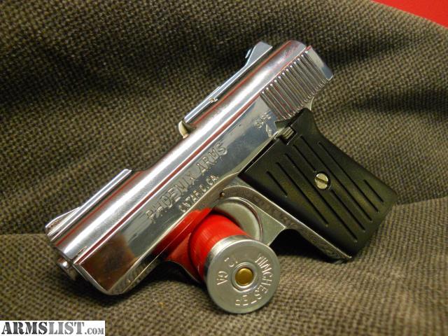 Raven 25 Auto Pistol Clip: For Sale Phoenix Arms Raven Semi