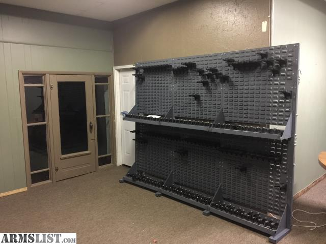 Armslist for sale 72 gun rack gun safe room for How to build a gun safe room