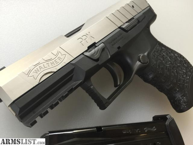 ARMSLIST - For Sale: Walther PPX 9mm