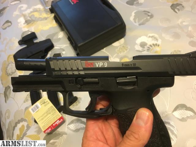 Armslist for sale hk vp9 le