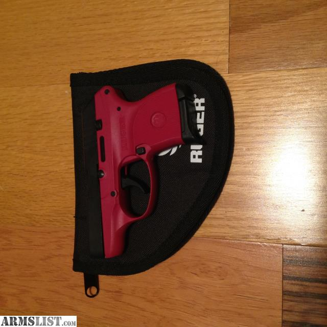 For Sale: Pink Ruger Lcp