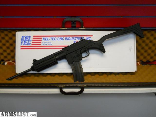 Armslist for sale kel tec su 22 semi auto rifle 16 for 16 box auto