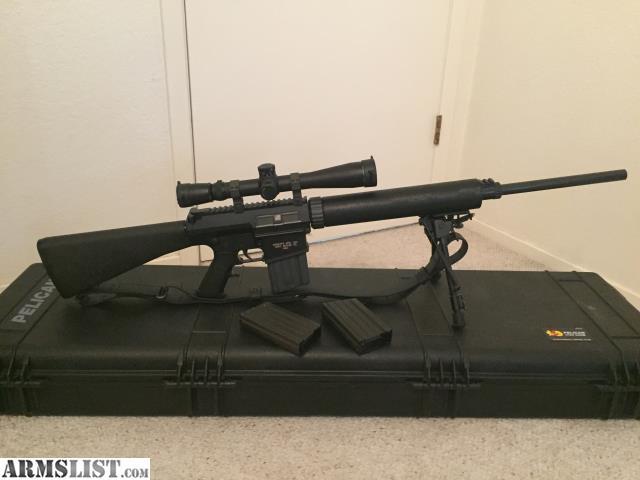 Armslist For Sale Pre Ban Kac Sr 25 Match Rifle