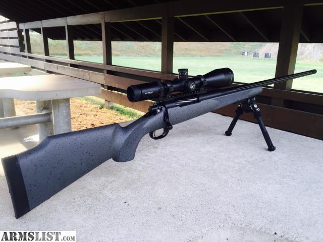 ARMSLIST - For Sale: 7mm LRM custom rifle