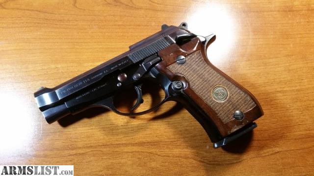 Beretta 84 bb Manual
