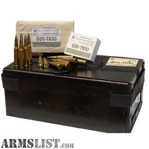 armslist for sale gp11 480rds 7 5x55 swiss ammo schmidt rubin