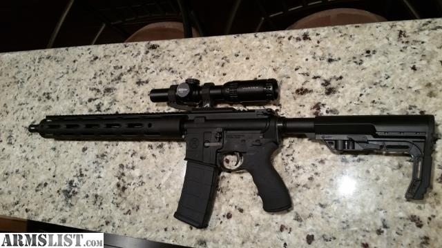 Armslist For Sale Ar 15 With Vortex Strike Eagle Scope