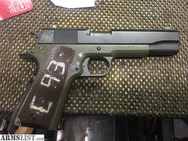 ARMSLIST - For Sale: 1911 full size