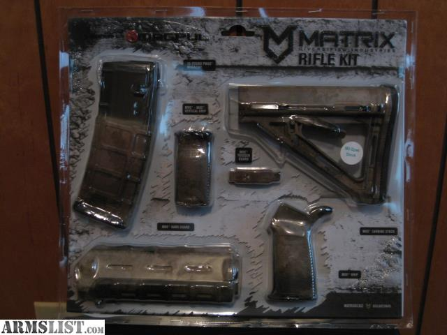 Armslist For Sale Magpul Furniture Kit By Matrix Diversified Industries