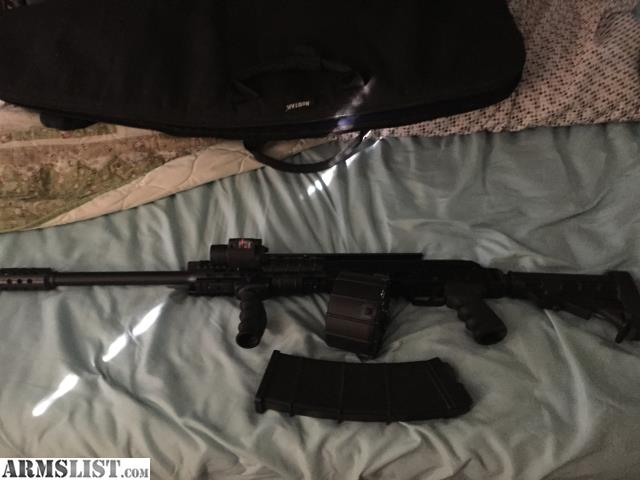 Armslist For Sale Saiga 12 Converted