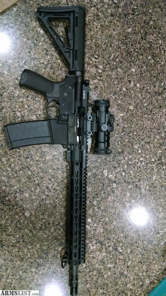 ARMSLIST - For Sale: 14.5 BCM enhanced light weight carbine