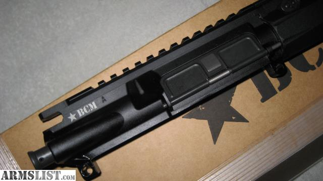 BCM Complete AR15 Upper and Lower Receivers [2010-01-01]