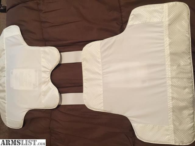 ARMSLIST - For Sale: Covert vest -stab/spike proof