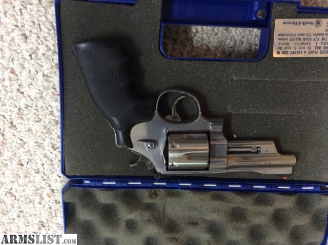 For Sale: S&W Model 625 Mountain Gun In 45 Long