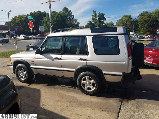 Armslist For Sale 2001 Land Rover Discovery 2