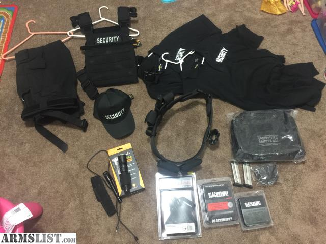 Armslist For Sale Full Security Gear