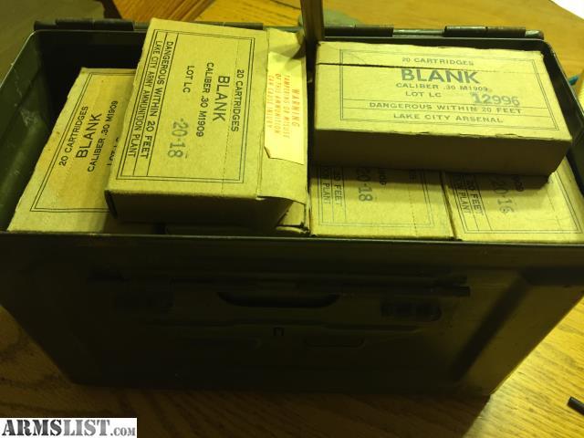 armslist for sale trade m1909 30 06 blanks. Black Bedroom Furniture Sets. Home Design Ideas