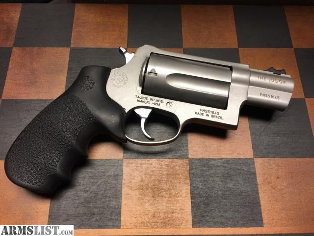ARMSLIST - For Sale: Taurus Judge Public Defender - photo#25