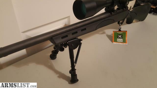 ARMSLIST - For Sale: SALE ! Remington 700 ADL Varmint Heavy Barrel