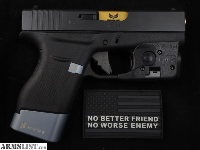 Armslist For Sale Trade Glock 43 With Upgrades