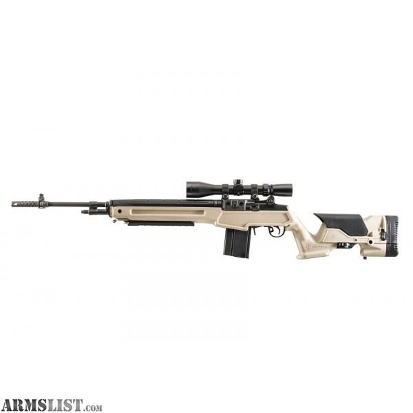For Sale/Trade: M1A Archangel Precision Stock