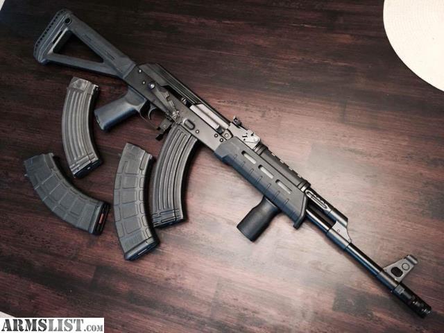 ARMSLIST - For Sale: Century Arms Magpul AK 47