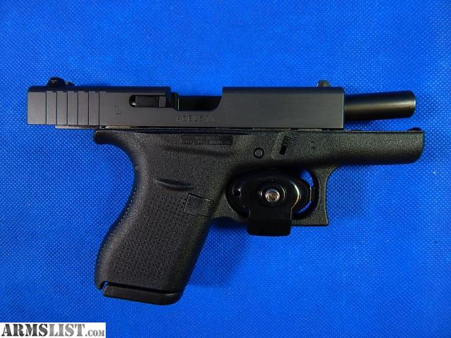 armslist for sale new glock 42 380 acp semi auto pistol layaway available. Black Bedroom Furniture Sets. Home Design Ideas
