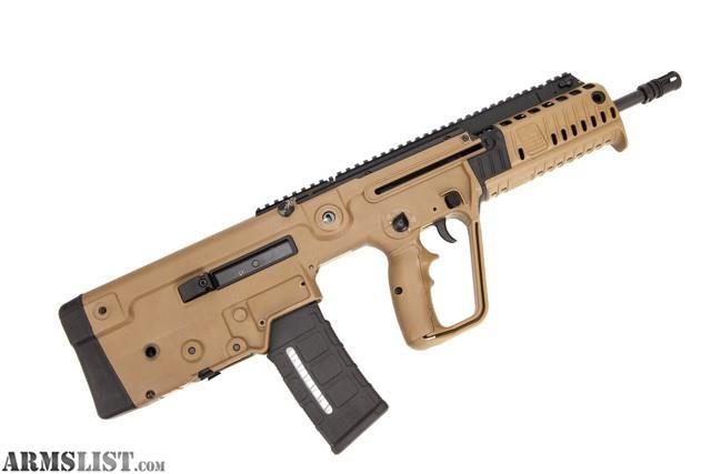 Armslist For Sale New Tavor X95 Fde
