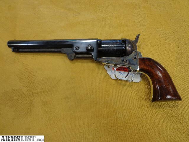 armslist for sale colt 1851 navy 36cal revolver remake