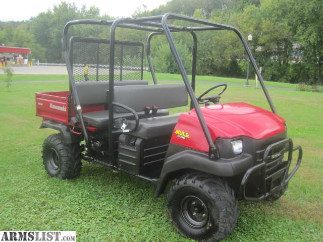 Kawasaki Mule Trans X For Sale