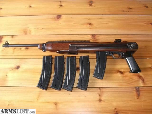 Consignment Sale Universal M on Universal M1 Carbine 30 Caliber