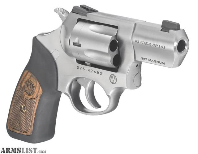 For sale new ruger sp101 wiley clapp noccfees 8 99 shipping