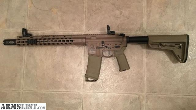 ARMSLIST - For Sale: Noveske Infidel Custom Tactical ...