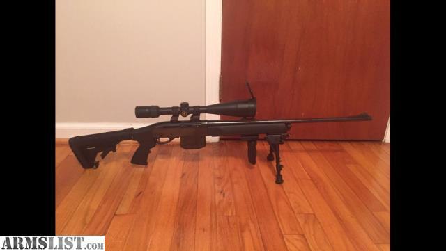Armslist For Sale Remington 742 7400 Semi Auto Tactical Rifles