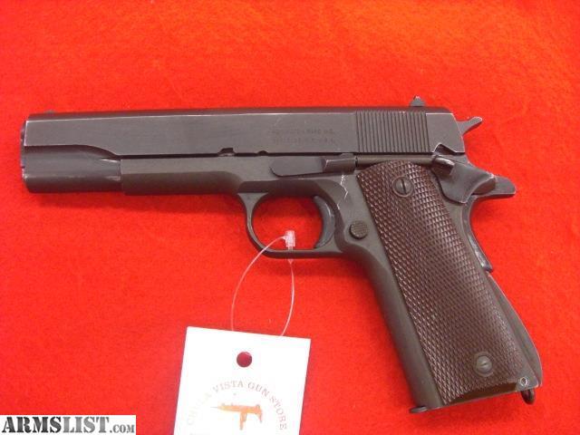 Remington rand wwii 1911