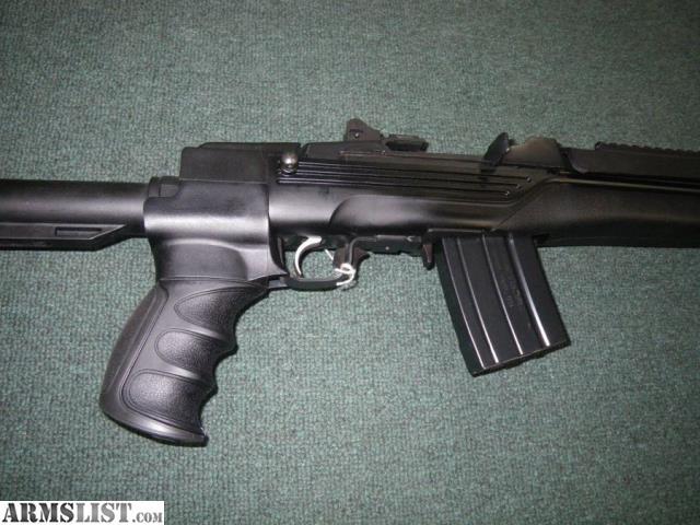 Mini 14 tactical stock options